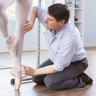 Dance Rehabilitation Photo